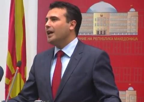 Zaevi konfirmoi  Gruevski kërkon amnisti