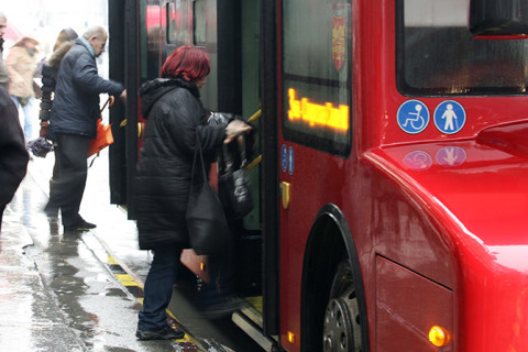 Shkelet marrëveshja  nuk përfillet kërkesat për autobusët 9 dhe 19