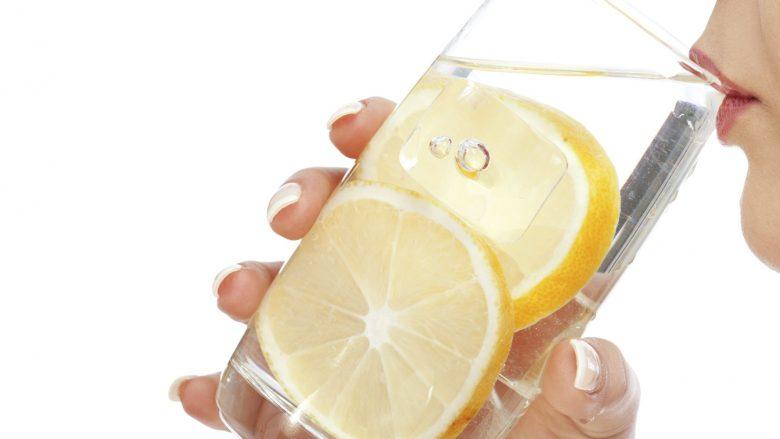 Ujë me limon  Gabimi të cilin të gjithë e bëjnë
