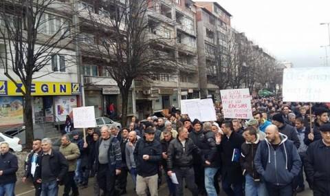 Nëse nuk plotësohen kërkesat  qytetarët përsëri në protesta kundër EVN së
