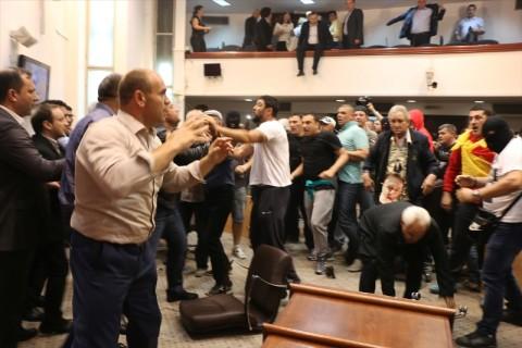 SHGM dhe SPGM dhe organizatat evropiane mediale kërkojnë mbrojtje të gazetarëve nga dhuna
