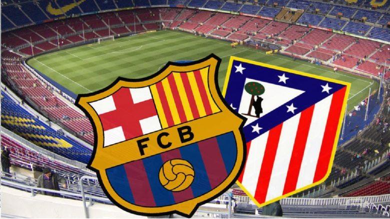 Formacionet e mundshme  Barcelona   Atletico