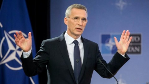 NATO dënon dhunën në Kuvend  Të respektohen proceset demokratike