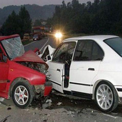 Gjatë fundjavës 28 aksidente në Shkup, 29 persona të lënduar, automjeti special kaçubet ka larguar 123 automjete