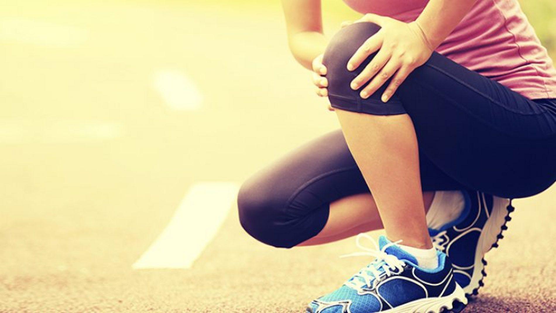 A është vrapimi i dëmshëm për nyejt?