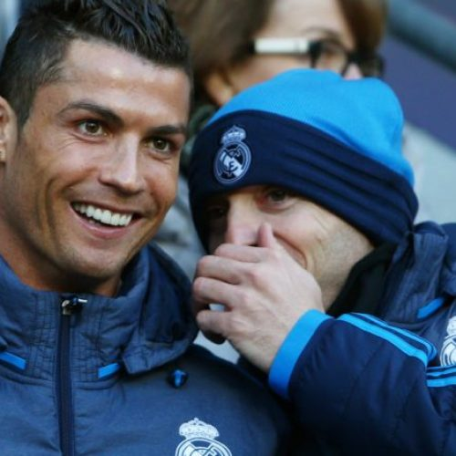 Ronaldo ia realizon ëndrrën djaloshit shqiptar