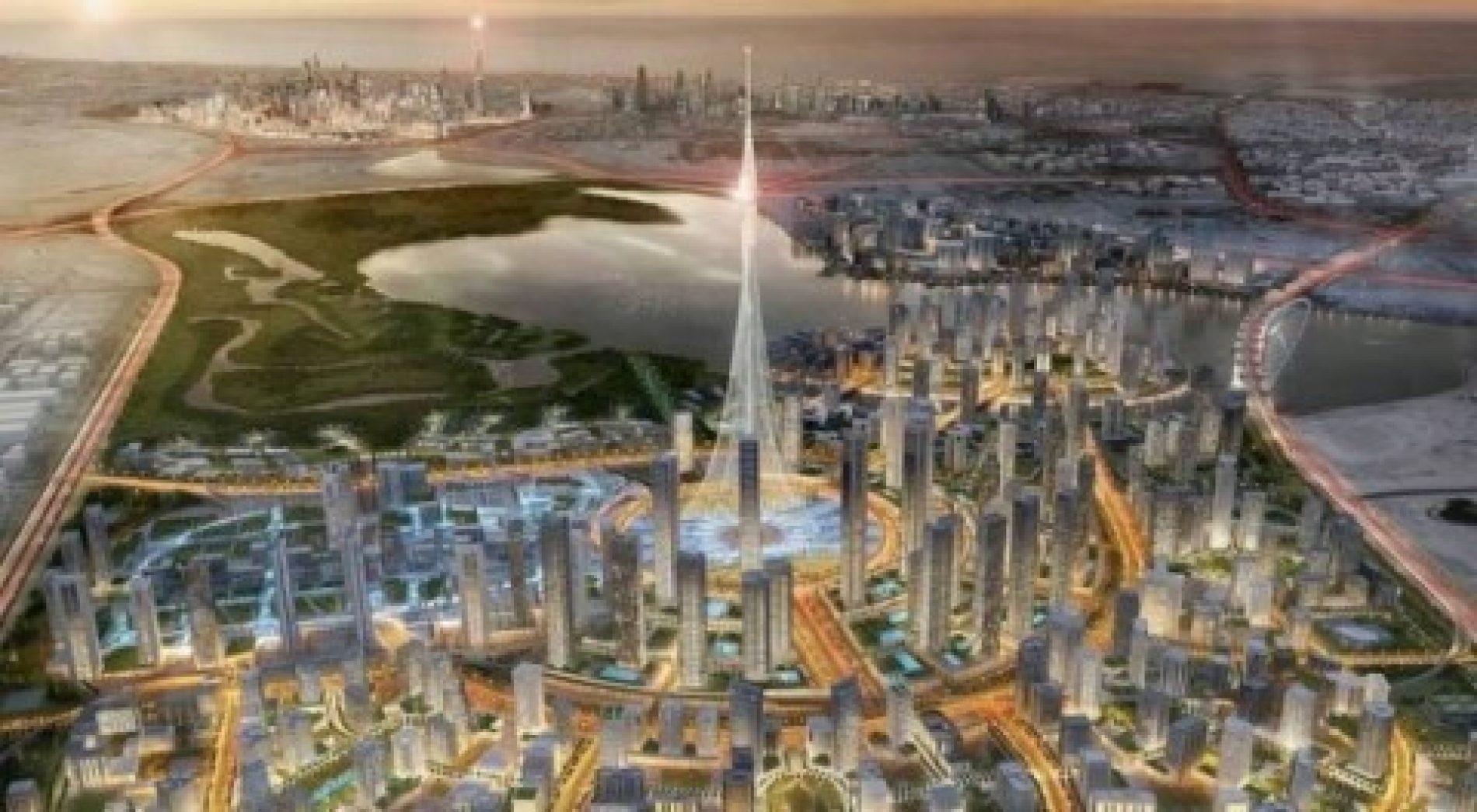 Dubai me rekord të ri: Një rrokaqiell më i lartë se Burj Khalifa (Foto)