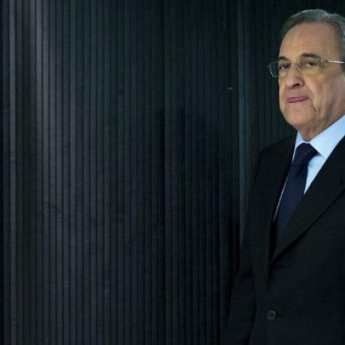 Presidenti i Real Madridit u takua me këtë lojtar të Barcelonës