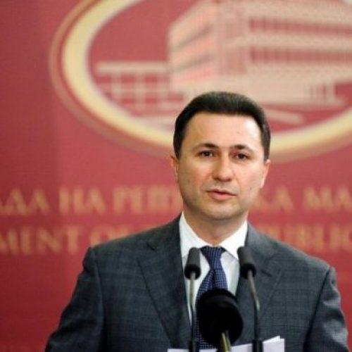 'Titaniku', Gruevski dhe Jankulloska shpëtojnë, por pasaportat s'iu jepen