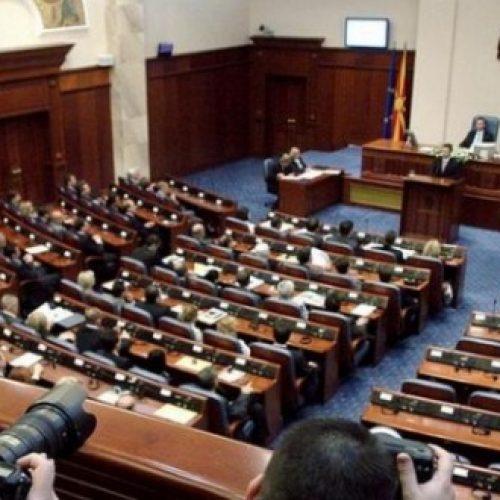 BDI: Nëse s'ka zgjedhje më 5 qershor, e kthejmë Qeverinë me VMRO-DPMNE