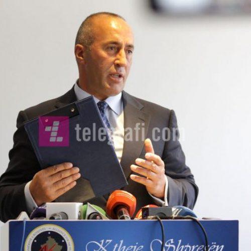 Ramush Haradinaj ka vetëm një qëllim