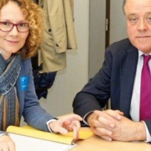 Bruksel, Sheqerinska në takim urgjent me Hovit