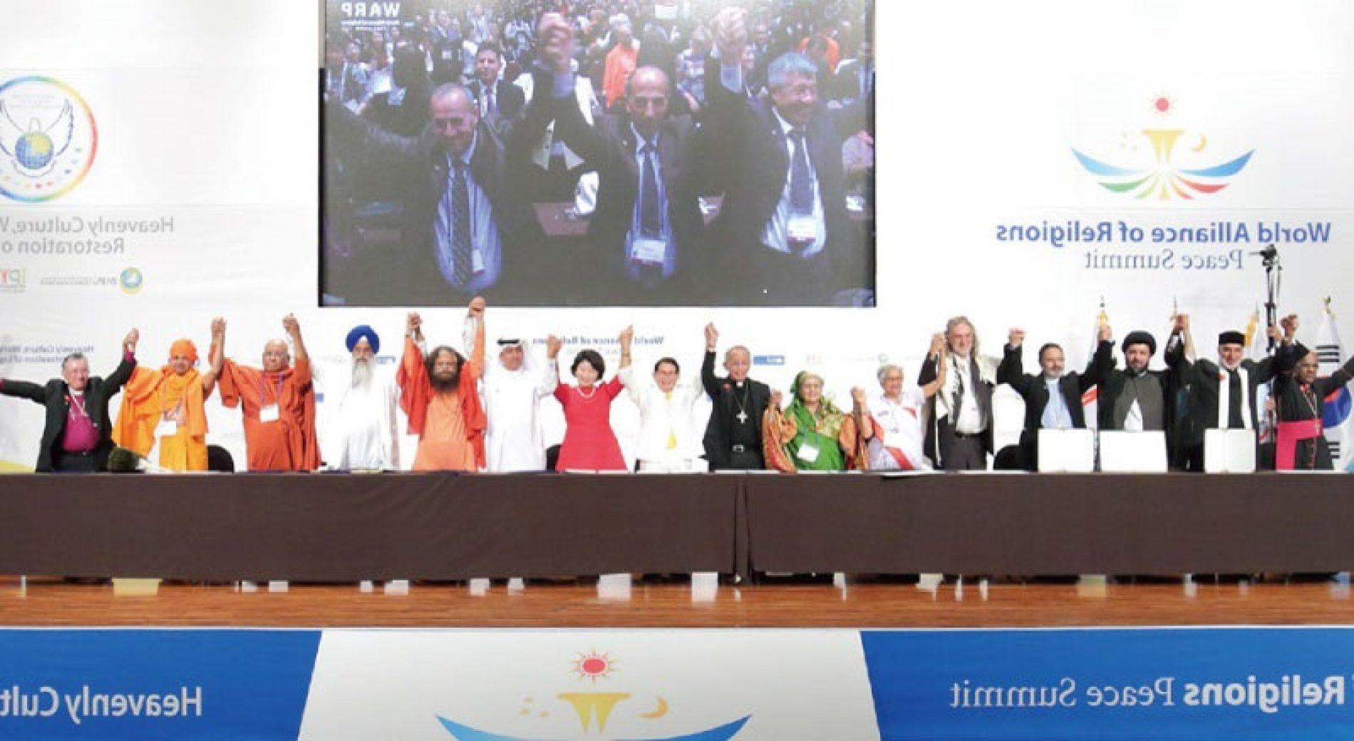 HWPL shënon 2 vjetorin e Aleancës botërore për paqë dhe religjion