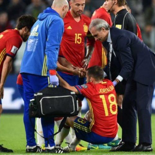 Spanja pa mbrojtësin kryesor të majtë kundër Shqipërisë?