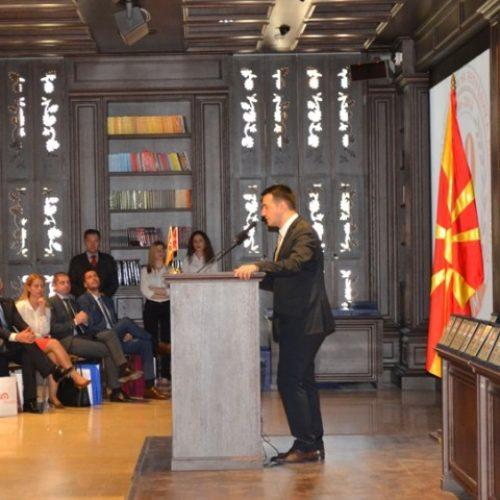 Ministri Xhaferi në Akademinë solemne me rastin 10 – të vjetorit të themelimit të Odës së Përmbaruesve