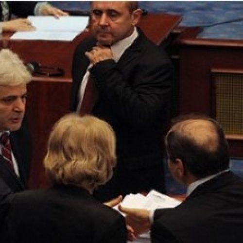 Kuvendi i konstaton dorëheqjet e ministrave të BDI-së