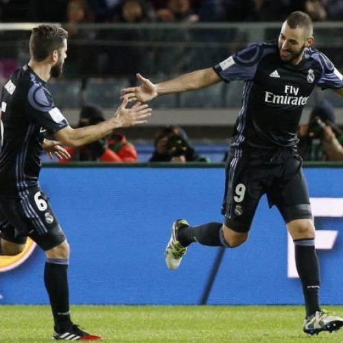 Real Madridi në finale të Kupës së Botës për klube
