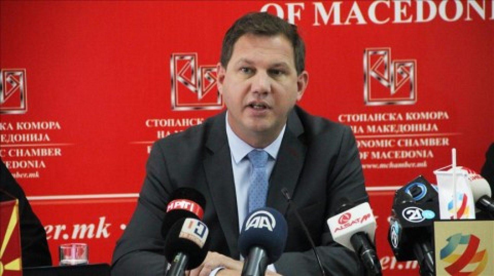Investitorët e huaj në Maqedoni thirrje për zgjidhje të krizës politike