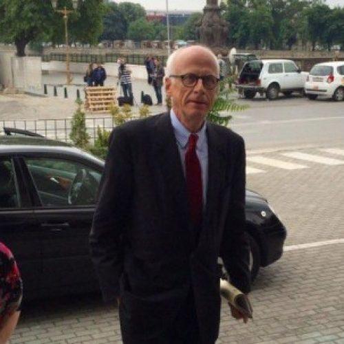 Hajndëll sërish në Shkup në takime me nënshkruesit e Marrëveshjes së Përzhinos
