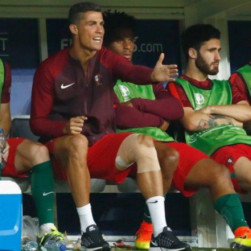 Çfarë u tha Ronaldo bashkëlojtarëve pas pjesës së parë që i frymëzoi drejt triumfit
