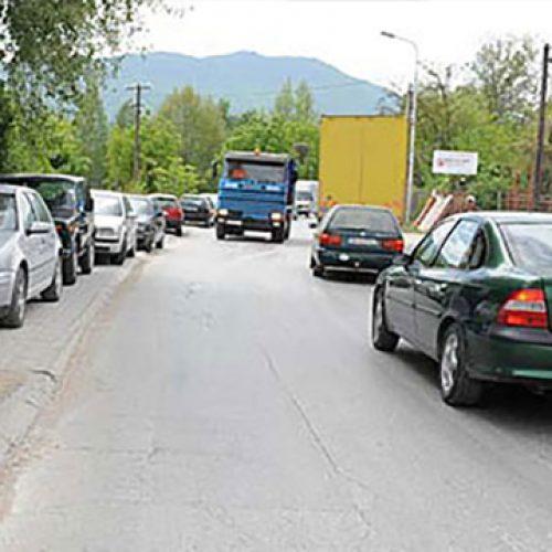 """Rruga """"Saraj"""" prej sot mbyllet tërësisht për komunikacion"""