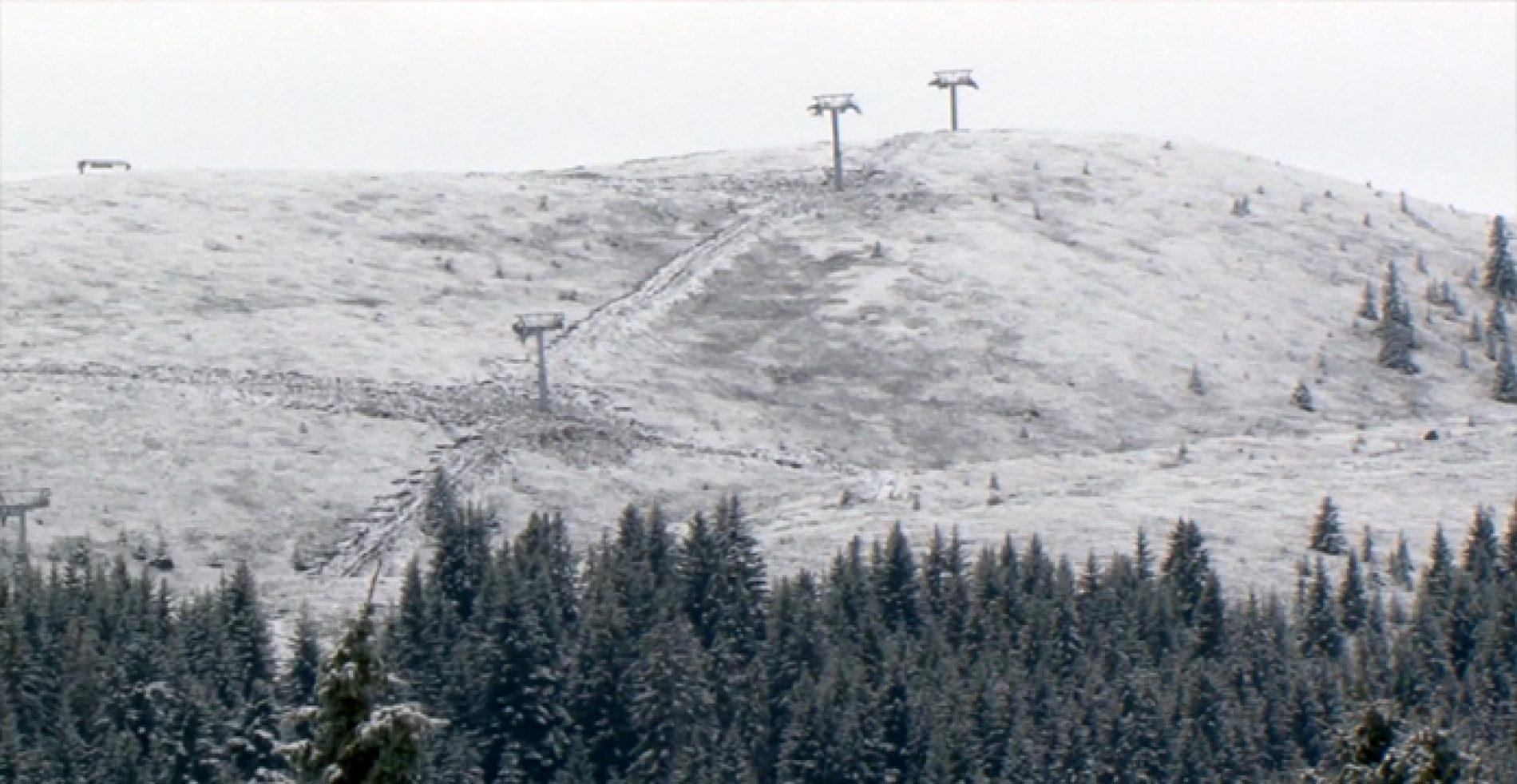Bora e parë në Kodrën e Diellit