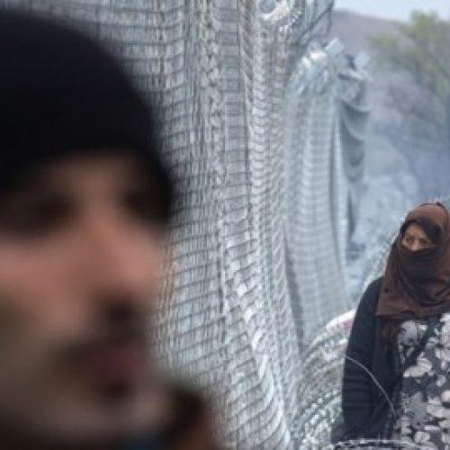 KH: Refugjatëve mysliman në Gjevgjeli po u shpërndahet mish derri