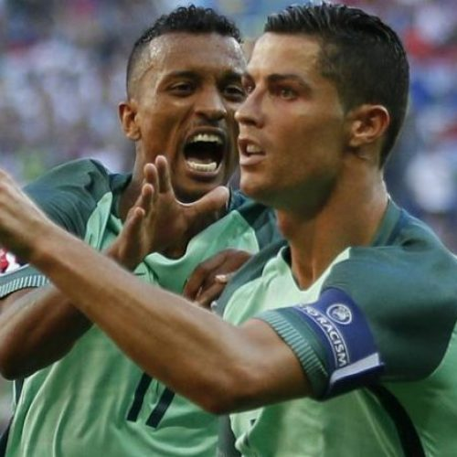 Askush si Cristiano Ronaldo