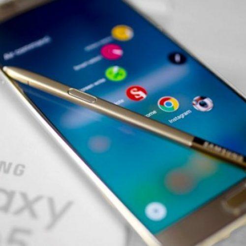 Samsung Note 6 do të jetë rezistent ndaj ujit!