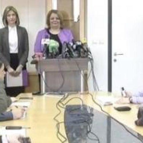 Janeva: Po hetojmë përgjimet e paligjshme nga viti 2008 deri më 2015