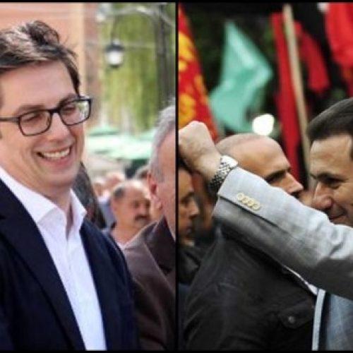 Pendarovski me kritika ndaj pushtetit, reagon VMRO-DPMNE
