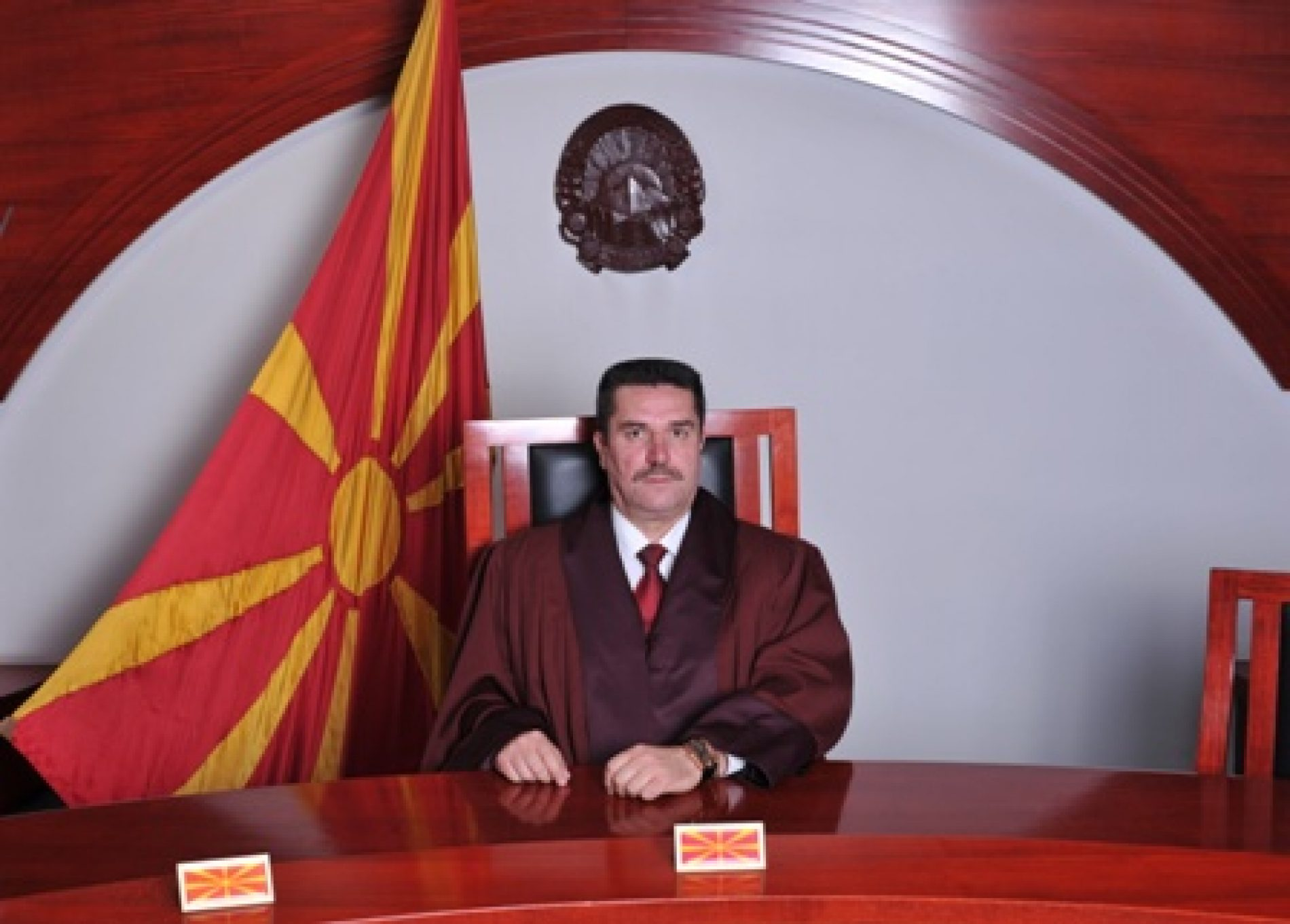 Nikolla Ivanovski – kryetar i ri i Gjykatës Kushtetuese