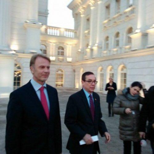 Reagojnë Bejli dhe Orav për ndodhitë e fundit në Maqedoni