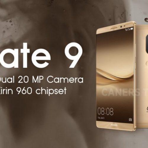 Huawei Mate 9 është fableti më i ri në treg
