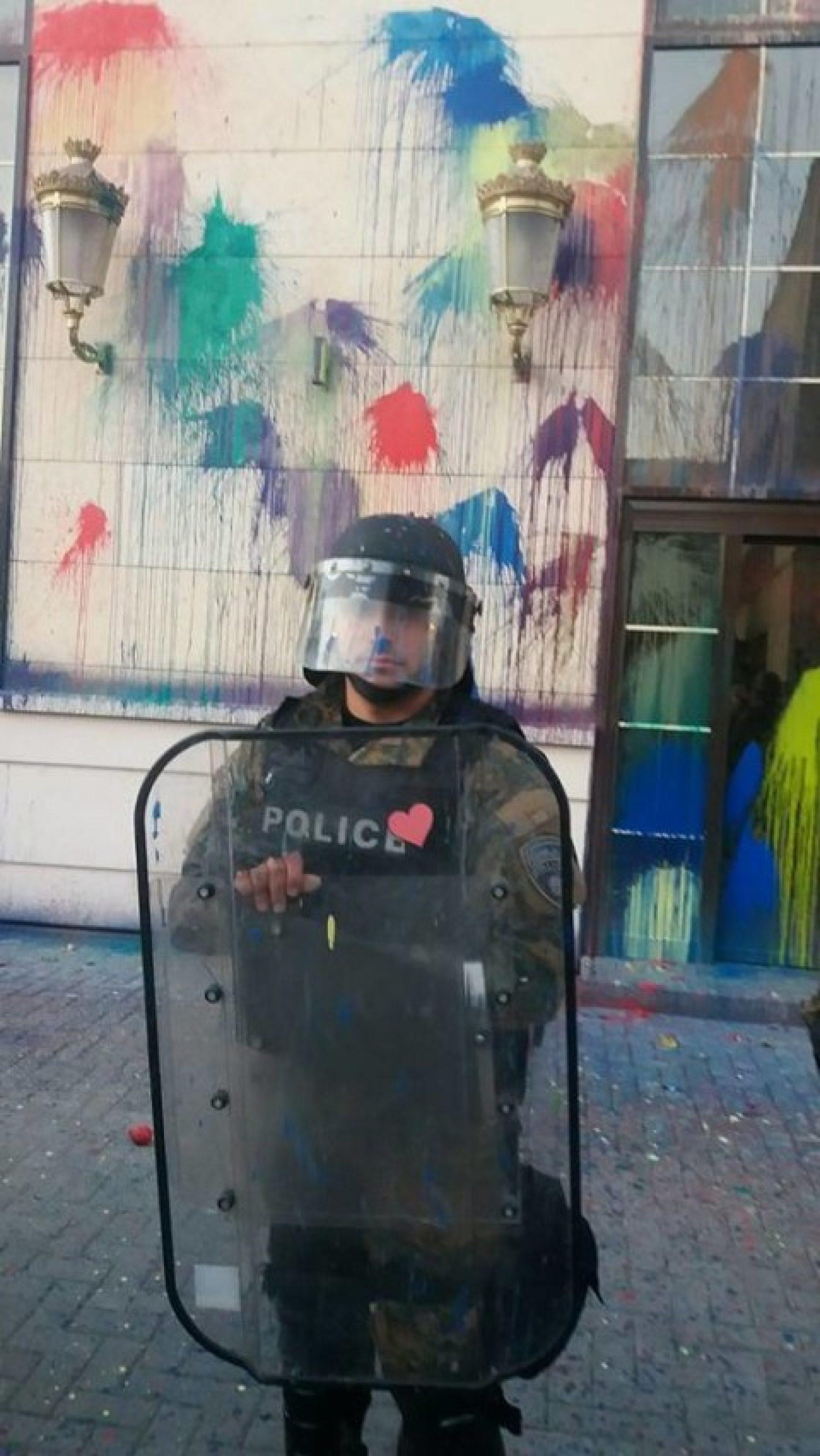 """#Protestoj, vazhdon """"Revolucioni Laraman"""""""