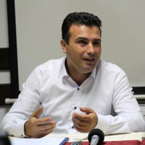 Zaev: Ja se çfarë kërkon LSDM në bisedimet e liderëve për zgjedhjet