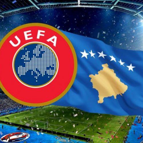 Kosova pranohet në UEFA