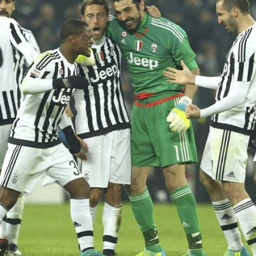 Juventusi mbetet pa mbrojtës
