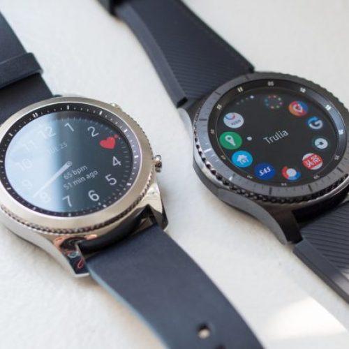Samsung prezanton Gear S3 Classic dhe Gear S3 Frontier