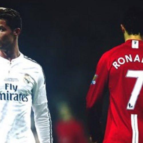E ardhmja e Ronaldos te Manchester United