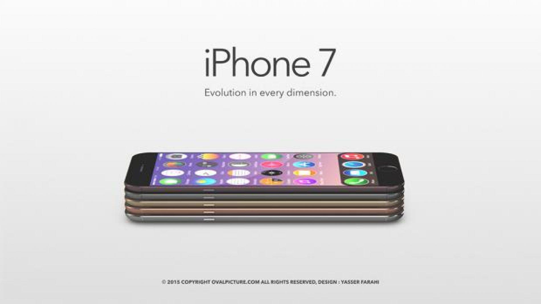 iPhone 7 sjell memorien me 256GB?