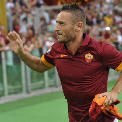 Totti edhe një vit te Roma