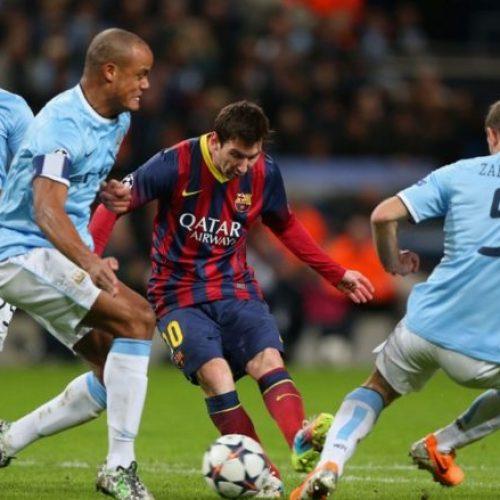 Barcelona – Man.City: Formacionet e mundshme (Foto)