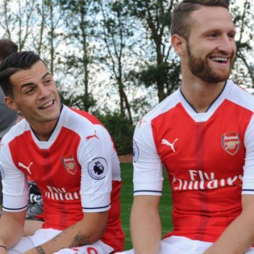 Xhaka zbulon se në çfarë gjuhe flet me Mustafin te Arsenali