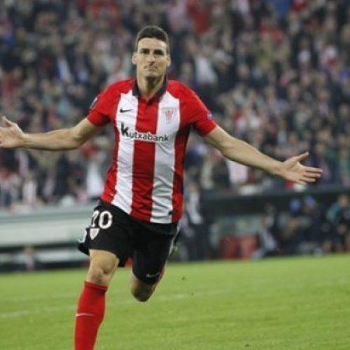 Aduriz shpallet golashënues i Ligës së Evropës