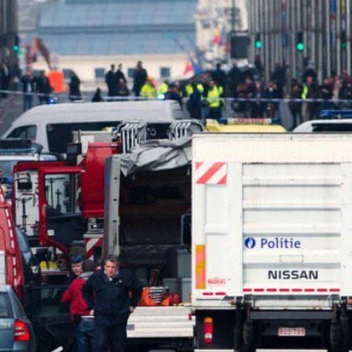 Shmanget shpërthimi i katërt në Bruksel
