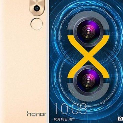Huawei prezanton zyrtarisht modelin Honor 6X