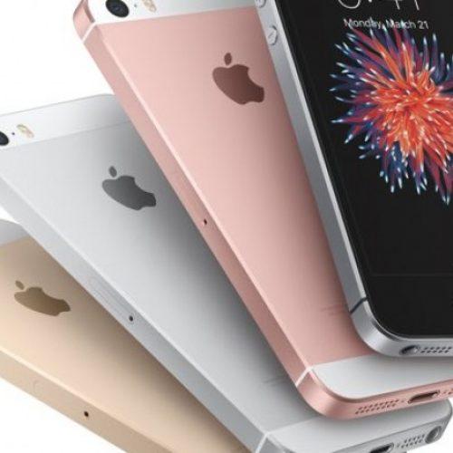 iPhone SE e zëvendëson iPhone 5S