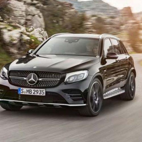 Mercedesi ka në plan versionin pa kulm të GLC