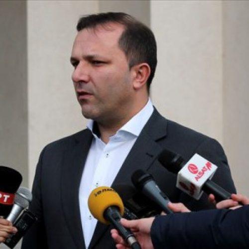 Takim i Spasovskit me kandidatët për nëpunës policorë të cilët nuk janë angazhuar në MPB